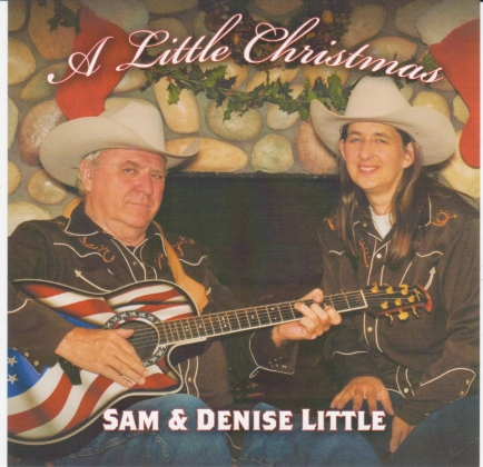 A Little Christmas by Singin' Sam