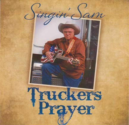 Truckers Prayer Album Cover